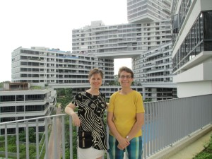 Interlace Apartments - just opened