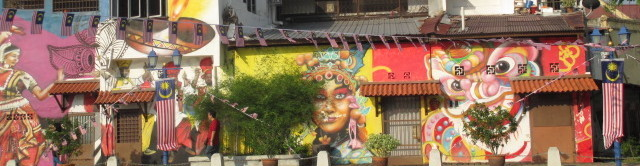 Melaka, Malaysia – Our First Trip 'Abroad'