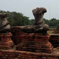 Ayutthaya Thailand and its Temples