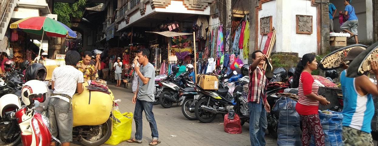 Urban Ubud Bali Indonesia