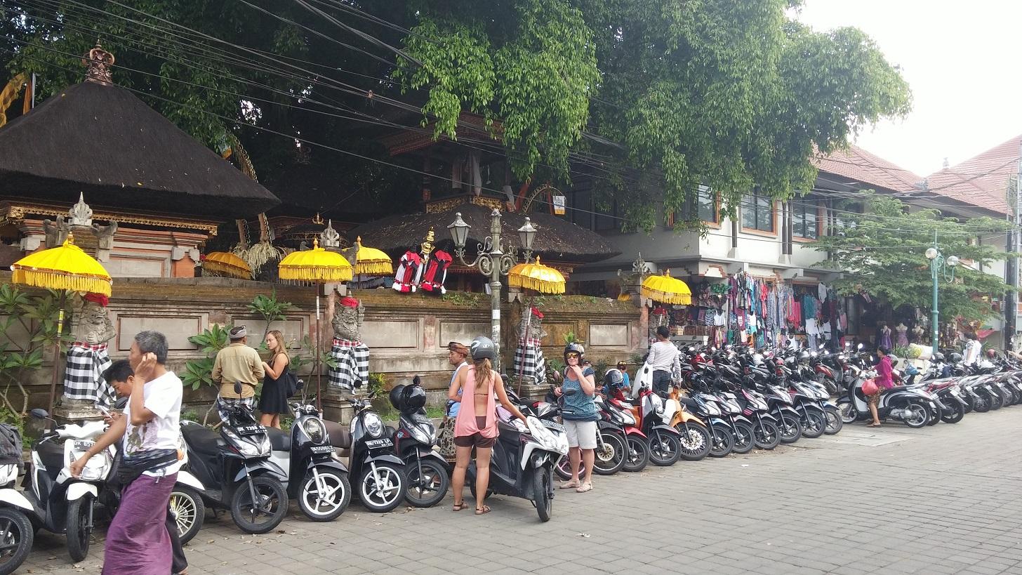 Urban Ubud Bali Indonesia | Gene and Susan's Asian Adventure